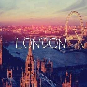Got to London with my best friend - Bucket List Ideas