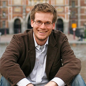 Meet John Green - Bucket List Ideas
