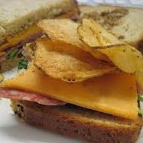 Try A Potato Chips Sandwich - Bucket List Ideas