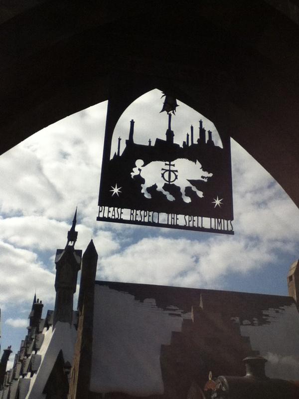 Visit the Wizarding World of Harry Potter - Bucket List Ideas