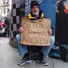 GIve out care packages to the homeless - Bucket List Ideas