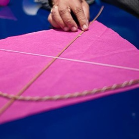 Make a kite and use it - Bucket List Ideas