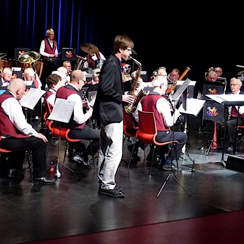 Play a solo with an orchestra - Bucket List Ideas