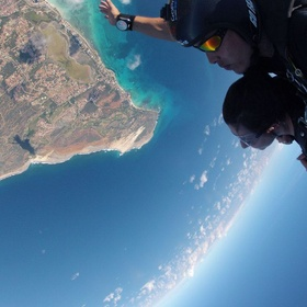Skydive in Aruba - Bucket List Ideas