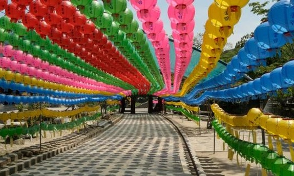Visit South Korea - Bucket List Ideas