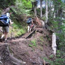 Hike Heiko's Trail - Bucket List Ideas