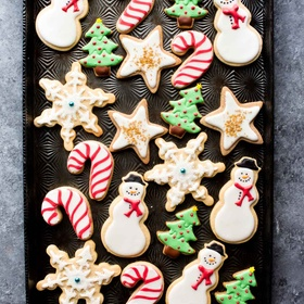 Christmas - Bake Cookies - Bucket List Ideas