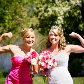Be a Maid of Honor at a Wedding - Bucket List Ideas