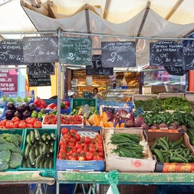 Go to Marché Bastille in Paris, France - Bucket List Ideas