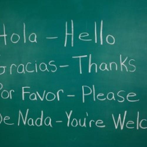 Learn spanish - Bucket List Ideas