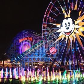 Go to Disneyland, California - Bucket List Ideas