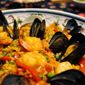 Eat Paella in Spain - Bucket List Ideas