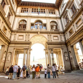 Visit the Uffizi Gallery, Florence - Bucket List Ideas