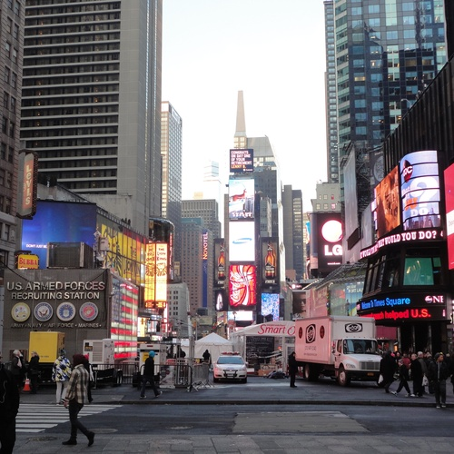 See a show on Broadway - Bucket List Ideas