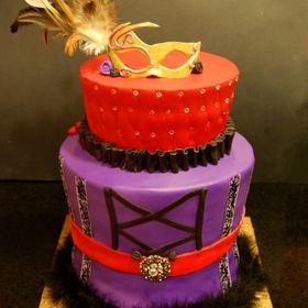Make a Themed  Cake - Bucket List Ideas