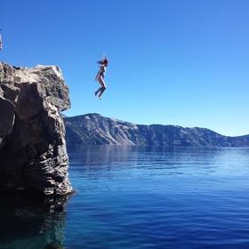 ⚜️Go Cliff Diving - Bucket List Ideas