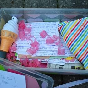 Make a time capsule - Bucket List Ideas