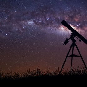 Buy a Telescope - Bucket List Ideas