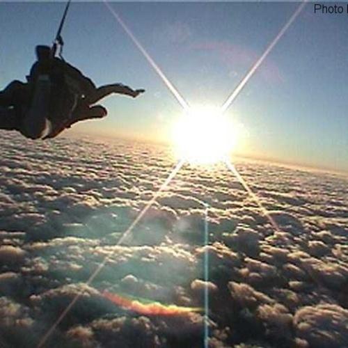 Do a Skydive - Bucket List Ideas