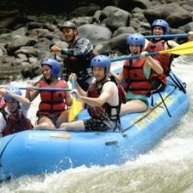 Go white water kayaking - Bucket List Ideas
