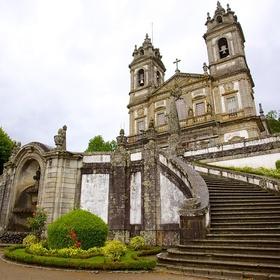Visit Bom Jesus Do Monte in Braga, Portugal - Bucket List Ideas