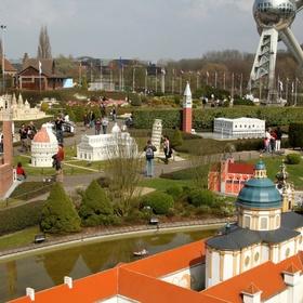Visit Mini Europe in Brussels - Bucket List Ideas