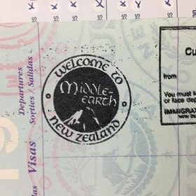 Get a stamp on my passport - Bucket List Ideas