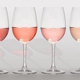 Taste pink wine - Bucket List Ideas