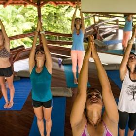 Go On An Acro Yoga Retreat - Bucket List Ideas
