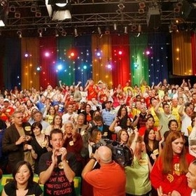 Attend a live recording tv show - Bucket List Ideas