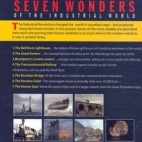 See the Seven Wonders of the Industrial World - Bucket List Ideas