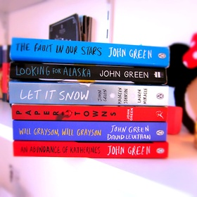 Read all of John Green's books - Bucket List Ideas