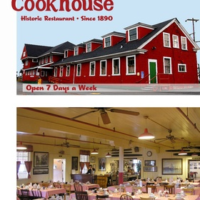 Eat at the Only Still Operating Cookhouse in North America - Bucket List Ideas