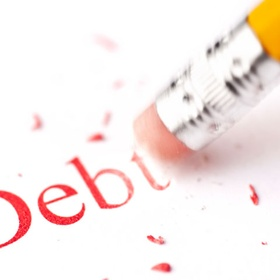 Pay Off All  My Debt - Bucket List Ideas