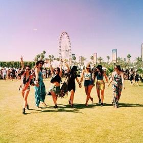 Go to Coachella music festival - Bucket List Ideas