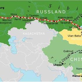 Travel with the transiberian train - Bucket List Ideas