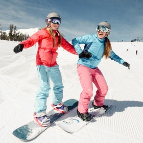 Learn to Snowboard - Bucket List Ideas