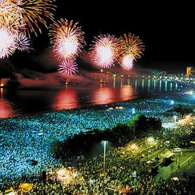 Spend new year at an exotic location - Bucket List Ideas