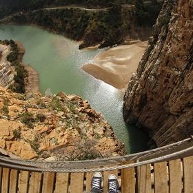 El Caminito del Rey - Spain - Bucket List Ideas