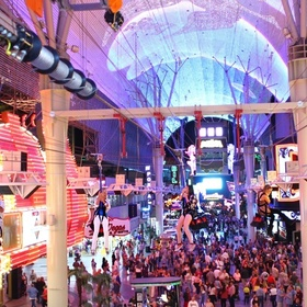 Do the SlotZilla  Zip Line in Las Vegas - Bucket List Ideas
