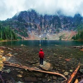 Hike to Lake Twentytwo in Washington - Bucket List Ideas