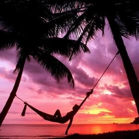 Spend a night in a hammock - Bucket List Ideas