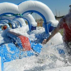 Do a 5k Foam run - Bucket List Ideas