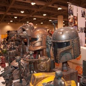 Attend Comicon Toronto - Bucket List Ideas
