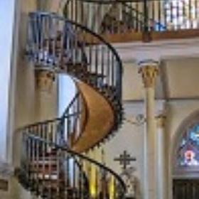 Visit the Loretto Chapel - Bucket List Ideas