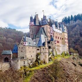 Visit Eltz Castle, Germany - Bucket List Ideas