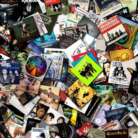 Have a music collection - Bucket List Ideas