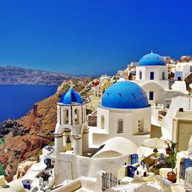 Greece - Santorini - Bucket List Ideas