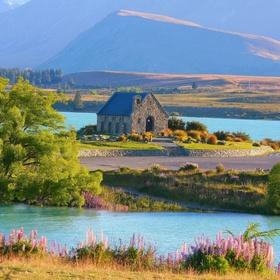 See Lake Tekapo, New Zealand - Bucket List Ideas