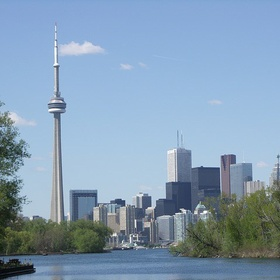Hang from Toronto CN Tower - Bucket List Ideas